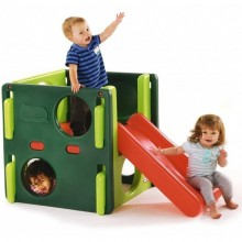Little Tikes Hide & Slide Climber primary plac zabaw