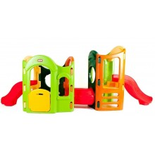 Little Tikes 8 in 1 Playground plac zabaw natural